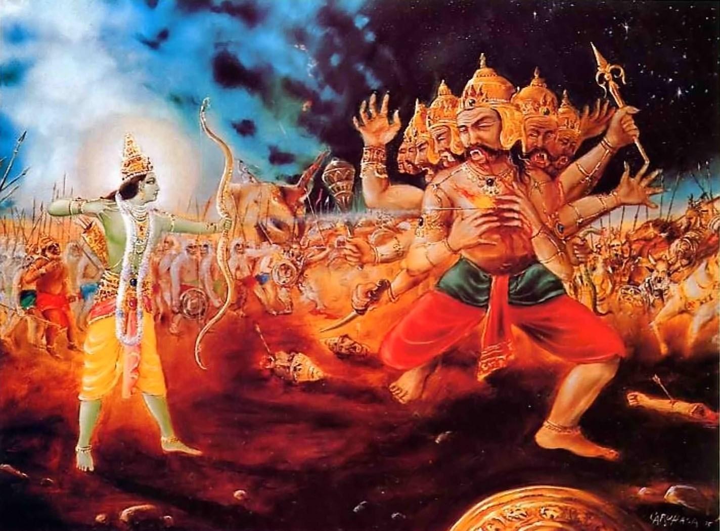 Yuddha Kanda – Vyasa Mahabharata
